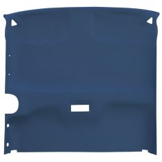 96-98 Chevy,GMC C/K 1500 ExtCab 3 Door w/o Overhead Console Cloth Blue Headliner