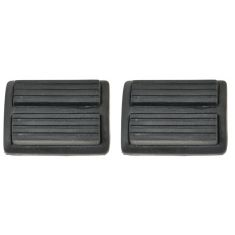 81-96 Chrysler, Dodge, Plymouth FWD Multifit w/MT Clutch & Brake Pedal Pad Set