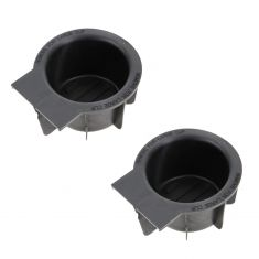 03-06 Expedition; 04-11 F150; 03-06 Navigator; 06-08 Mark LT Center Console Mtd Cup Holder PAIR