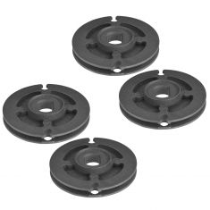 06-14 Honda Ridgeline Rear Seat Cushion Updated Metal Cable Guide Pulley Set (Dorman)