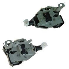 98-11 Ford Ranger Super Cab Rear Door Mounted Lower Door Latch Assy Rear Pair (Ford)