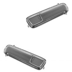 03-06 Ford Expedition, Lincoln Navigator Overhead Console Dome Light Lens Pair (Ford)