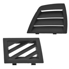 06-07 Dodge Charger; 05-07 Magnum, Chrysler 300 Upper Dash AC/Heater Air Vent Grille  Pair (Mopar)