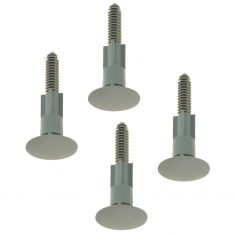 00-04 Dodge Dakota Taupe Headliner Push Pin Set of 4 (Mopar)