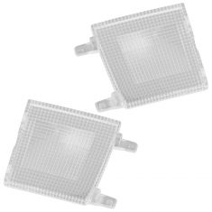 07-09 Mazda CX-9; 09-13 Mazda 6 Overhead Console Map Light Lense Pair(Mazda)