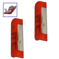 13 JX35; 14 QX60, Hyb, Pthfndr Hyb; 13-15 Pthfndr Frt Dr Panel Mtd Red Courtesy Light Pair (Nis)