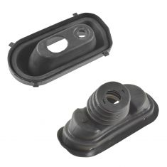 90-96 Nissan 300ZX w/MT Molded Rubber Shifter Boot Set (Nissan)