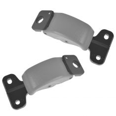 00-06 Toyota Tundra Access Cab Quarter Glass Charcoal Lock/Latch Assy Pair (Toyota)