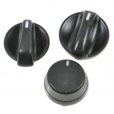 94-00 Honda Accord; 99-04 Odyssey Temperature Control Knob SET