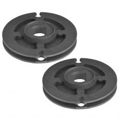 06-14 Honda Ridgeline Rear Seat Cushion Updated Metal Cable Guide Pulley LR = RR (Dorman)