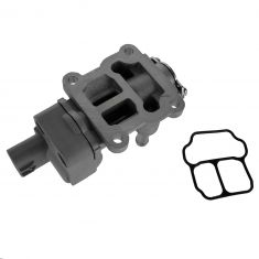 97-00 EL; 96-00 Civic (CX,EX, HX, DX, LX); 96-97 Del Sol w/1.6L & AT Idle Air Control Valve