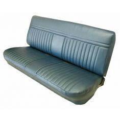 1981-87 Vinyl Seat Upholstery with Pleats