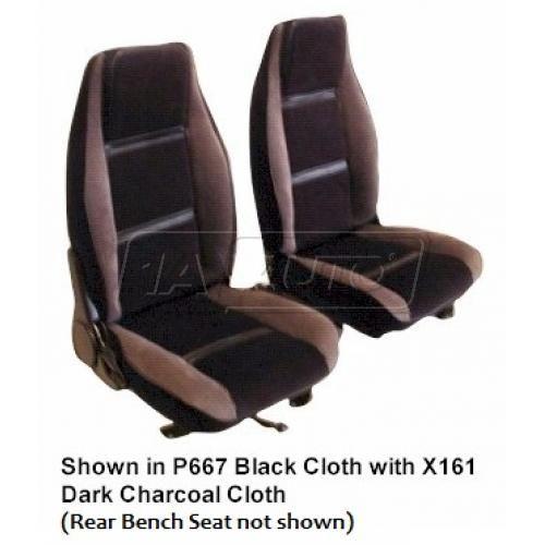1993 Chevrolet S10 Blazer Interior: 1983-93 Seat Cover Upholstery Set