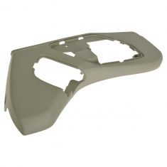 05-10 Jeep Grand Cherokee; 06-10 Commander Khaki Front Outer Seat Adjuster Trim Panel LF (Mopar)