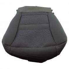 07-10 Ddg Ram 1500-3500 Quad Cab w/60/40/60 Frt Lwr Seat Bot (Charcoal Gray: D5) Cloth Cover LF (MP)