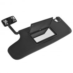 07-15 Jeep Wrangler Black Sunvisor w/Integrated Vanity Mirror LH (Mopar)