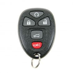 5 Button Keyless Entry Remote