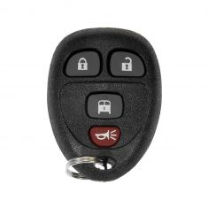 08-10 Express, Savana Van (exc Rmote Start) (4 Button) Keyless Entry Remote Transmitter
