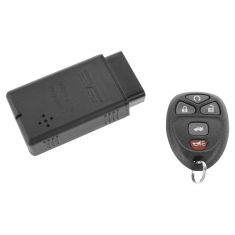 04-12 GM Multifit (w/ Remote Start) 5 Button Comp Keyless Entry Remote w/ Programmer (Dorman)