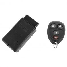 04-06 Buick Lacrosse; Chevy Cobalt, Malibu; Pontiac (w/o Remote Start) 4 Button