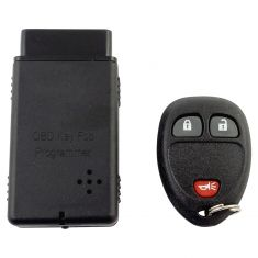 11-18 Chevy; 11-16 GMC Multifit (w/o Remote Start) 3 Button Keyless Entry Remote w/Programmer (DM)