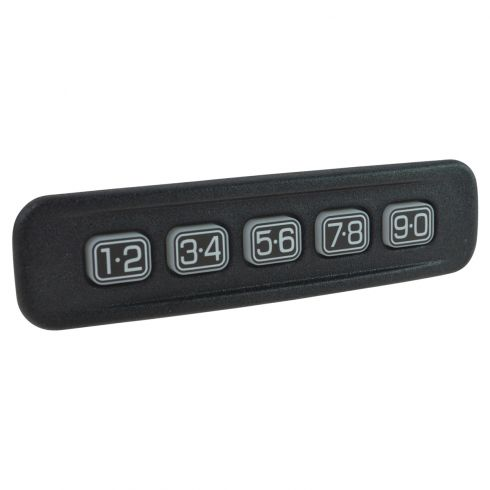 Ford Key Fob Replacement >> 2008 Ford F350 Super Duty Truck Keyless Entry Remote
