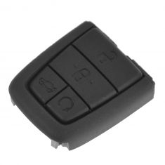 08-09 Pontiac G8 (4 Button) Keyless Entry Remote Transmitter Key Fob Case Only (No Electronics) (GM)