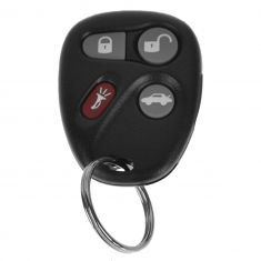 05-07 Cadillac CTS, CTS-V (4 Button - #2 Labeled) Keyless Entry Remote Transmitter Assy (GM)