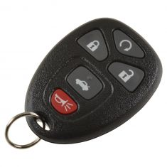 06-07 Mnte Crlo; 06-15 Impla; 06-07 DTS; 06-11 Lcrne (5 But) Keyless Entry Rmte Start Transmtr  (GM)
