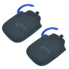 13-15 GS350; 15 F-Sport, NX200t, NX300h SmartAccess Leather Key FOB Glove PAIR (Lexus)