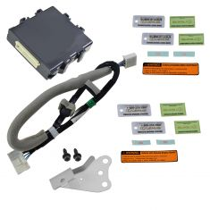 10-15 Lexus RX350, RX450h (w/Smart Key Option) Remote Engine Starter Kit (Lexus)