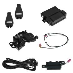 2014 Ram 1500, 2500 (w/AT & Remote Start) (exc Air Susp) Factory Remote Starter Kit (Mopar)