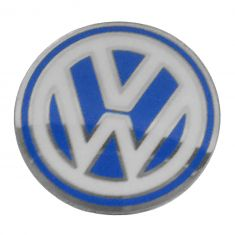 02-11 Beetle, EOS, Golf, Rbbit, GTI, R32, Jetta SW, Passat, Touareg Replacement Key Fob VW Sign (VW)