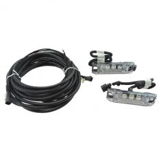 16-17 Ram 1500, 2500, 3500 Cargo Bed Lighting Installation Kit (Mopar)