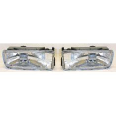 1992-99 BMW 3 Series Fog/Driving Light LH + RH