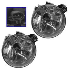 2001-04 Dodge Dakota Fog Driving Light Pair