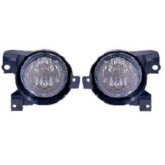 2002-05 Mercury Mountaineer Fog Driving Lamp Pair