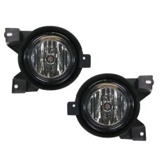 2002-05 Mercury Mountaineer Fog Driving Light Pair