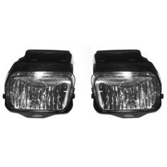 2003-05 Chevy Avalanche Silverado Fog Driving Light Pair