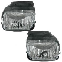 2003-05 Chevy Silverado Fog Light Pair