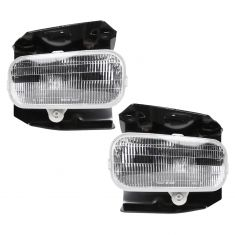 99-04 Ford F-Series Pickup OE Style Fog Light Pair