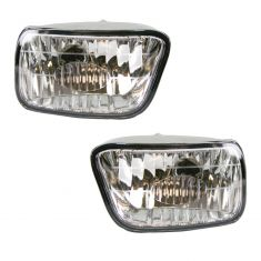 2002-09 Chevy Trailblazer Fog Driving Light Pair