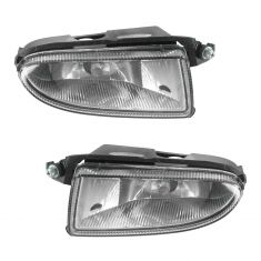 01-05 Chrysler PT Cruiser Fog Light Pair