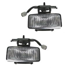 97-01 Jeep Cherokee Fog Light Pair