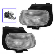 98-01 Mercury Mountaineer Fog Light Pair