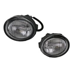 02-03 Nissan Maxima Fog Light Pair