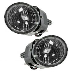 00-01 Nissan Maxima Fog Light Pair