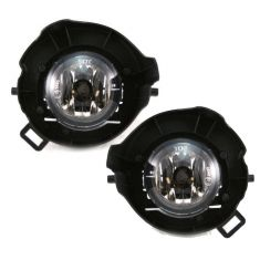 2005-07 Nissan Frontier Fog Light for Painted Bumpers Pair