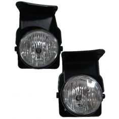 2005-07 GMC Sierra Fog Light Pair