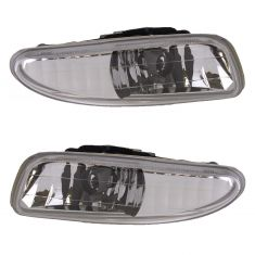 2001-02 Dodge Neon Fog Light Pair